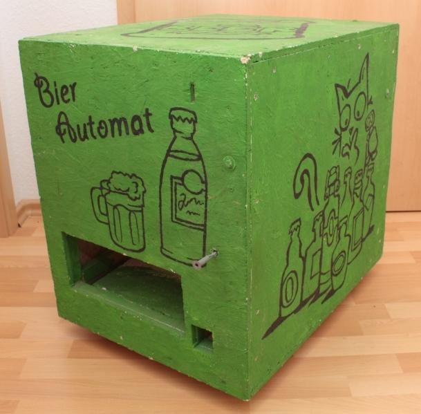DIY Bierautomat – perfekt für die WG