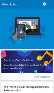 Android Auto entwicklermodus aktivieren