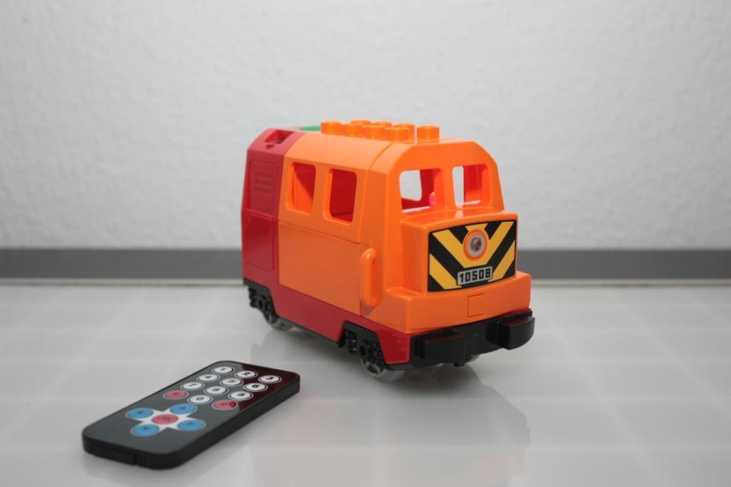 Lego Duplo Eisenbahn – Ferngesteuert