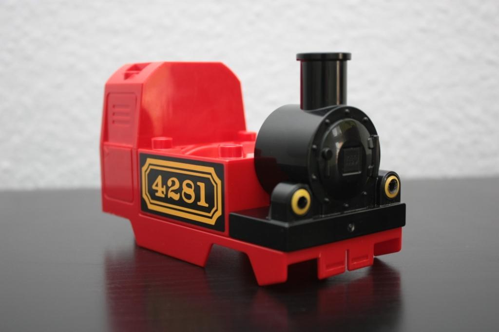 Lego Duplo Eisenbahn – Ferngesteuert Nr. 2